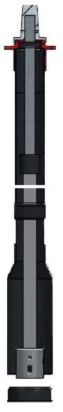 ТТ, TR Шпиндель удлинительный VGA телескопический