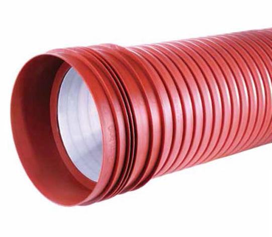 Труба Pragma® с раструбом и уплотнительным кольцом